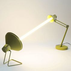 Relumine - Using Found Lamps to Ignite a New Idea