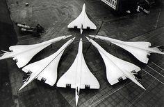 On Mar 2, 1969 world's first supersonic jetliner Concorde took flight
