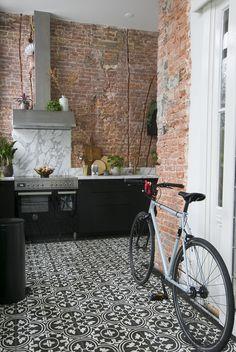 Hoera! Mijn keuken make-over is af   Beeld © Elisah Jacobs/InteriorJunkie.com