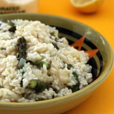 The Growing Foodie: Date Night Dinner: Asparagus Risotto