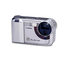 1996 PowerShot 600  Canon introduces the PowerShot 600, the first digital camera independently developed by Canon.