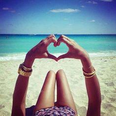 Beach lovin'