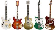 Italia Guitars Pack