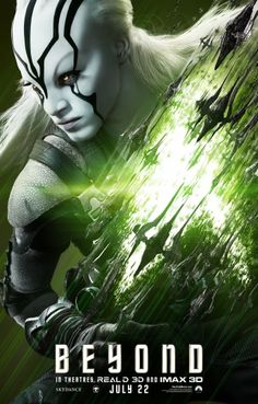 Star Trek Beyond Poster - Jaylah