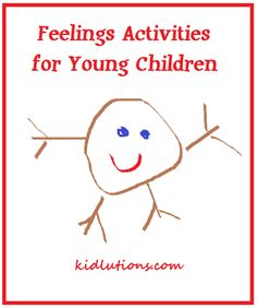 Feelings Activities for Young Children