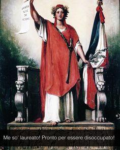 Allegoria della Repubblica - Sebastien Melchior Cornu (1848)  #seiquadripotesseroparlare  #StefanoGuerrera