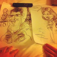 Our caricatures