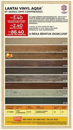 Wood Vinyl, Vinyl Flooring, Vinyl Floor Covering, Vinyl Planks