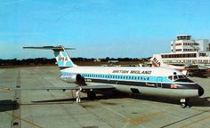 Douglas, DC-9 by San Diego Air & Space Museum Archives, via Flickr