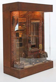 Michael Garman Cityscape Sculpture at 1stdibs