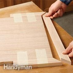 Make a Perfect Miter Joint