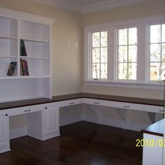 Homework Station Design Ideas, Pictures, Remodel, and Decor - page 6