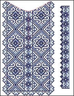 Схема вишивки вишиванка традиційна 5 купить в Львове в интернет магазине, цена - 150 грн. | Этническая детская одежда на ui.ua