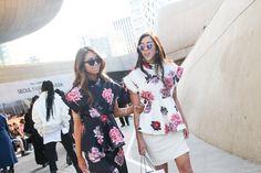 Seoul Streetstyle Fashion Week