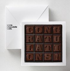 Stylish chocolate  Stefanie Kurniadi via gulcin erdogan onto Ideas