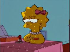 Relatable Pictures of Lisa Simpson The Simpsons, Simpsons Quotes, Simpson Wallpaper Iphone, Wallpaper Iphone Cute, Cute Wallpapers, Cartoon Icons, Cartoon Memes, Cartoons, Vintage Cartoon