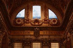 Rome - San Pietro - Clocks