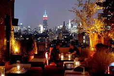 Roof Explorer's Guide: 101 New York City Rooftops http://enyc.co/101NYCRooftops