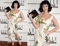 Katy Perry In Vivienne Westwood – Elle Style Awards 2014