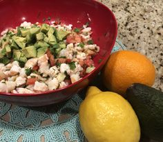 If you love a colorful & delicious salad, appetizer, side dish or even main dish - this easy Citrus Shrimp Ceviche is amazing. Your family and friends will want more!!