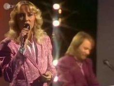 """▶ Agnetha Faltskog ABBA """"The Winner Takes It All"""" - YouTube"""