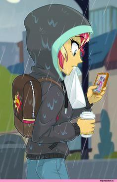 my little pony,Мой маленький пони,фэндомы,Sunset Shimmer,Сансет Шиммер,minor,mlp a,mlp art,Equestria girls,Ta-Na,artist