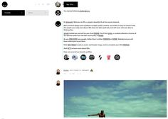 Ello is the new social network free of advertisement