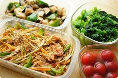 そんな時、ちょっとした作り置きの保存食とご飯さえあれば、ささっと手早く料理が完成しちゃいます!