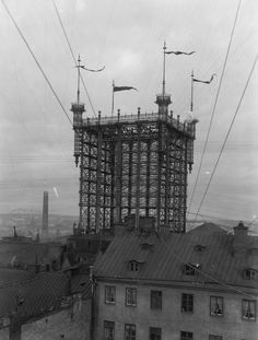 1887-1913 Phone tower / Stockholm