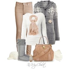 """""""Winter Wear - #24"""" by in-my-closet on Polyvore"""