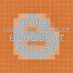 www.cheneyagilitytoolkit.blogspot.com.au