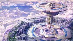 Sci-Fi city of Tuats. SolarWind, Igor Golyuk on ArtStation at https://www.artstation.com/artwork/sci-fi-city-of-tuats-solarwind-63784809-f4d6-476b-bbcd-9add186e2051