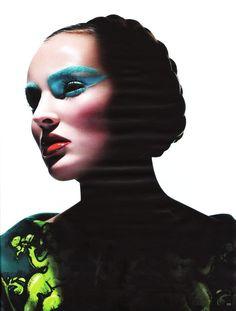 Vogue Germany - Haute Couleur