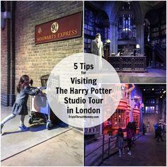 5 Tips for Visiting the Harry Potter Warner Bros Studio Tour | #familytravel #london #harrypotter