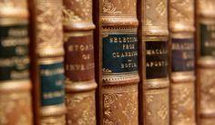 michaelmoonsbookshop:  19th century leather bound prize bindings