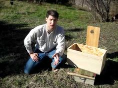 ▶ Beekeeping 101 - Swarm Traps and Bait Hives - YouTube