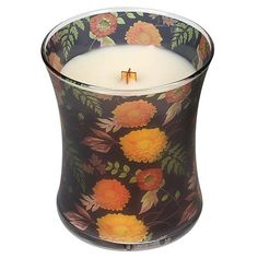 Über Google auf moebel-und-garten.de gefunden Wood Wick Candles, Fall Candles, Christmas Candles, Scented Candles, Candle Jars, Candle Holders, Candles Online, Fall Scents, Harvest