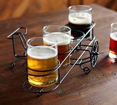 Wire Beer Flight