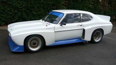 Ford Capri RS3100 Group 2