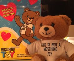 This is not a Moschino toy