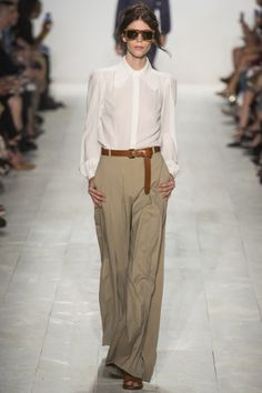 Sfilata Michael Kors New York - Collezioni Primavera Estate 2014 - Vogue