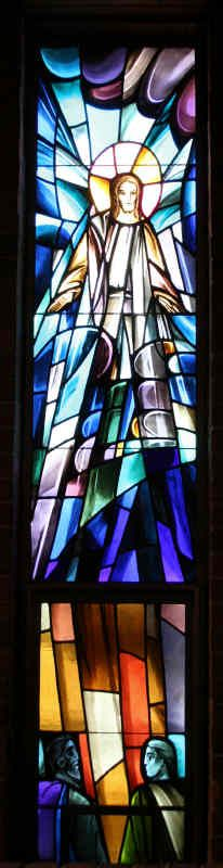 St. David's Episcopal Church, Southfield, MI -- The Ascension