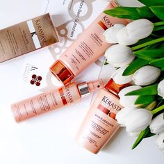 We have the perfect last minute Mother's Day gifts! 🎀 Wir haben die perfekten Last Minute Muttertagsgeschenke! Kerastase, Salons, Hair Care, Tips, Instagram Posts, Products, Gift Cards, Lounges, Hair Care Tips