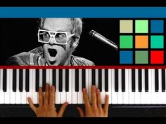 """How To Play """"Your Song"""" Piano Tutorial (Elton John, Bernie Taupin)"""