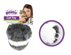 Pawise CAT INTERACTIVE MOUSE - Play with your cat and enjoy! ** For more information, visit image link.
