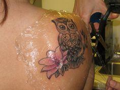 Cute owl.....