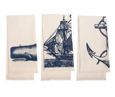 my Thomaspaul obsession- Seafarer Hand Towel Set