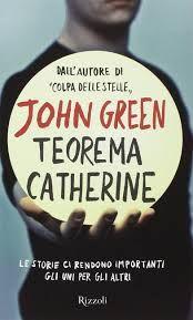Teorema Catherine PDF gratis – link per scaricare GRATIS l' ebook di John Green. Inoltre, scheda sintetica del romanzo e breve biografia dell'autore.
