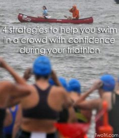 Have you always wanted to do a triathlon but are nervous about the swim? Ah yes… the swim. Fear of having to swim in open water with a crowd of people is one of the most popular reasons that … Swim Training, Race Training, Triathlon Training, Strength Training Workouts, Marathon Training, Sprint Triathlon, Ironman Triathlon, Triathlon Swimming, Swimming Tips