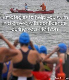 Some #swim tips for your next #triathlon.